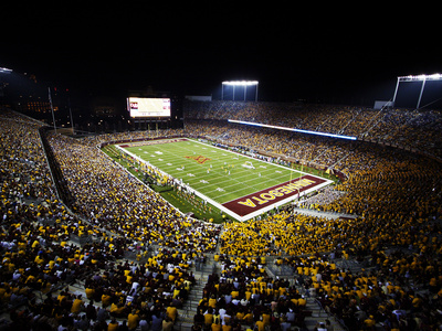 University of Minnesota - TCF Bank Stadium Photo