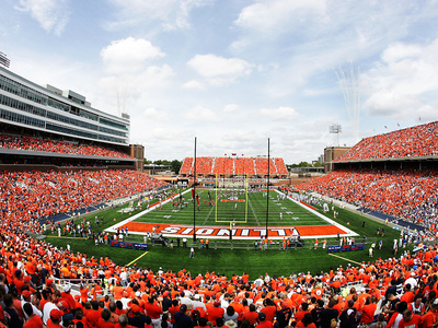 University of Illinois - Memorial Stadium Photo