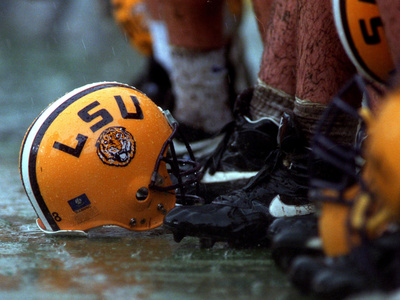 Louisiana State University - LSU Football Photo