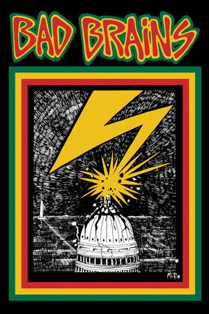 Bad Brains - Capitol Billeder