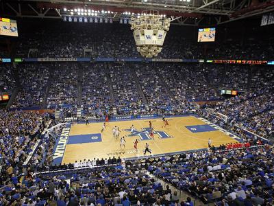 University of Kentucky - Rupp Arena Photo