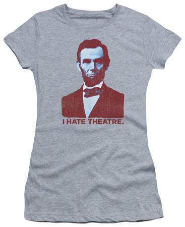 Juniors: Abe Theatre T-Shirt