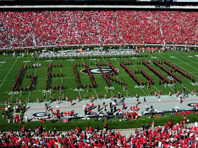 University of Georgia - Sanford Stadium Photo