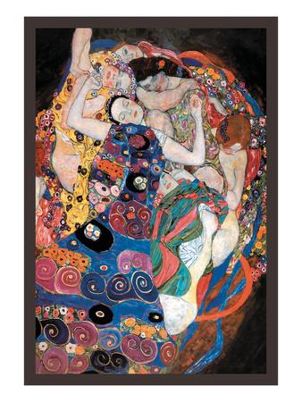 The Embrace Posters by Gustav Klimt