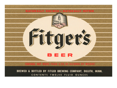 Fitger's Beer Posters