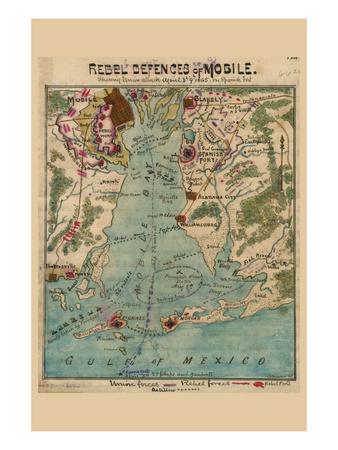 Mobile Bay Prints