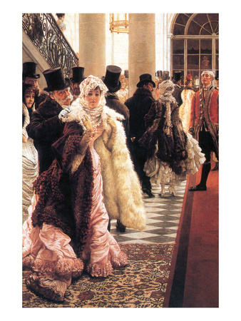 The Fashionable Woman Prints by James Tissot