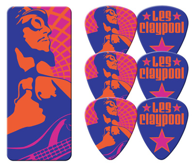 Les Claypool - Propaganda Guitar Picks Guitar Picks
