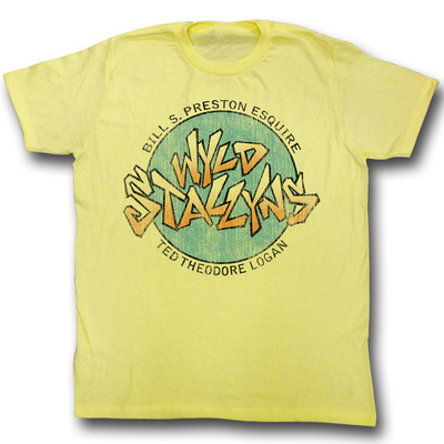 Bill & Ted's Excellent Adventure -  Stallyns T-Shirt