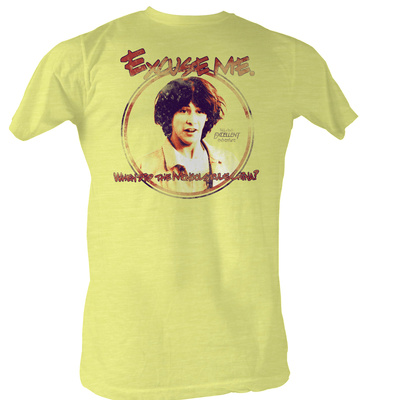 Bill & Ted's Excellent Adventure -  Excuse Me T-shirts