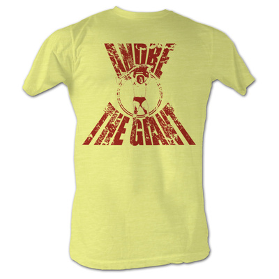 Andre The Giant - Real G T-Shirt