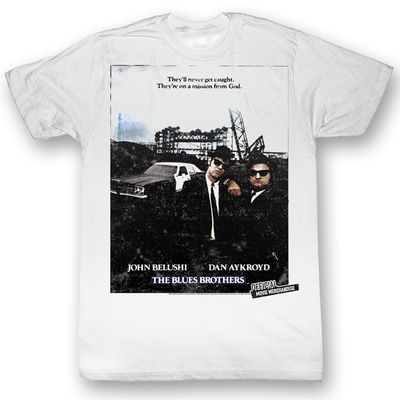 The Blues Brothers – Blue Sunshine T-Shirt