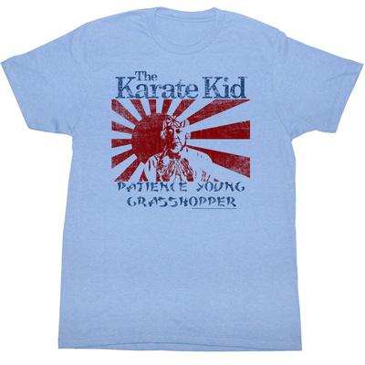 Karate Kid - Patience T-shirts