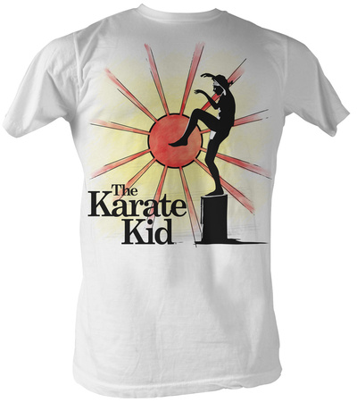 Karate Kid - Ninja Sun T-shirts