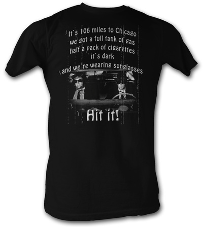The Blues Brothers - 106 Miles T-Shirt