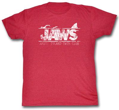 Jaws - Swim Club T-shirts