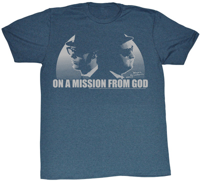 The Blues Brothers - Go Go Go T-shirts