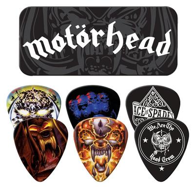 Motorhead - Motorhead Guitar Picks Plektre