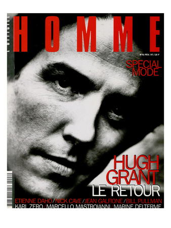 L'Optimum, February 1997 - Hugh Grant Prints by Marcel Hartmann