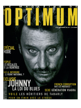 L'Optimum, September 1998 Prints by André Rau