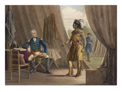 Jackson and Weatherford Giclée-Premiumdruck