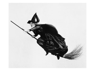 Witch, 20th Century Premium Giclee Print