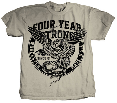 Four Year Strong - Eagle & Snake Shirts