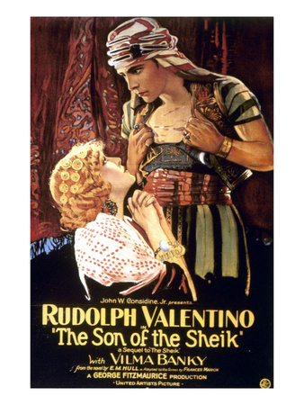 The Son of the Sheik, 1926 Premium Giclee Print