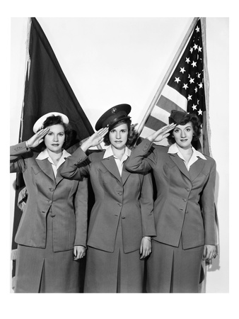 The Andrews Sisters Premium Giclee Print