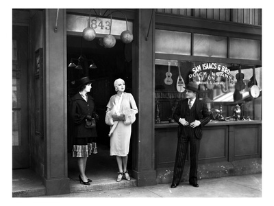 Pawn Shop, c1925 Giclee Print