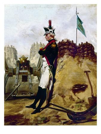 Alexander Hamilton Premium Giclee Print by Alonzo Chappel