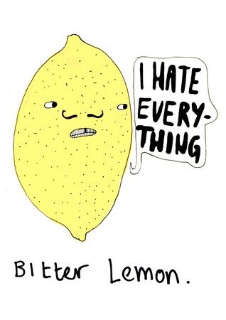 Bitter Lemon Prints