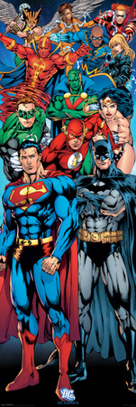 DC Comics - Justice League Of America Bilder