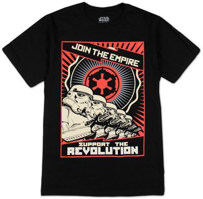 Star Wars - Revolution Shirts