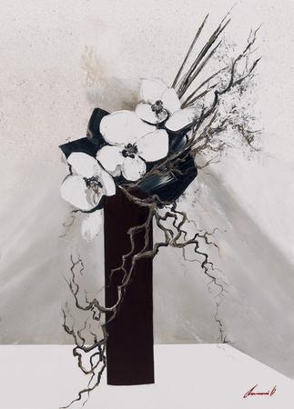 Delicatesse d'Orchidees I Affischer av Olivier Tramoni