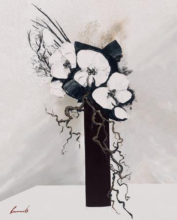 Delicatesse d'Orchidees II Affischer av Olivier Tramoni