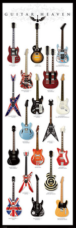 Guitar Heaven Affiches