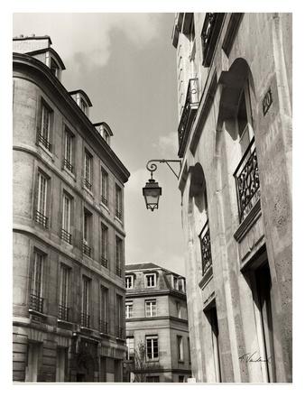 Quartier Latin Posters by Toby Vandenack