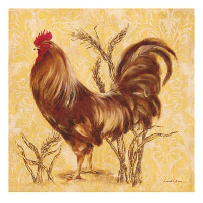 Golden Plumage Prints by Laurel Lehman