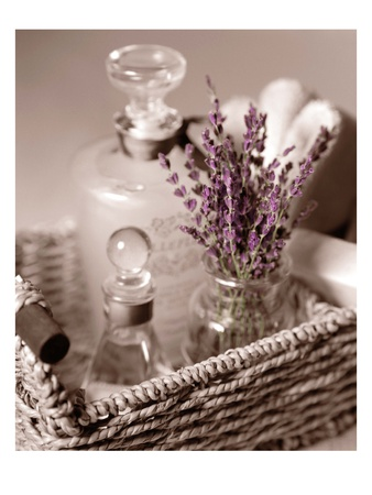 Lavender Tray Posters by Julie Greenwood