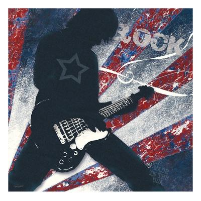 Rock Star Prints by Morgan Yamada