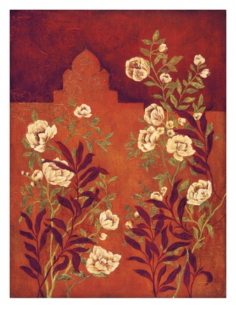 Spice Garden Prints by Laurel Lehman