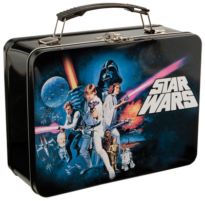 Star Wars Episode 4 IV Lunchbox gift merchandise