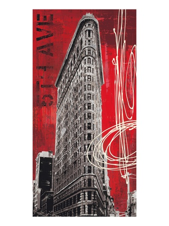 5th Avenue Icon Prints by Evangeline Taylor