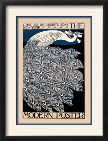 The Modern Poster Posters by Will H. Bradley