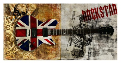 Rockstar Prints by Steven Hill