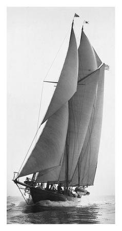 Cleopatra's Barge, 1922 Prints by Edwin Levick