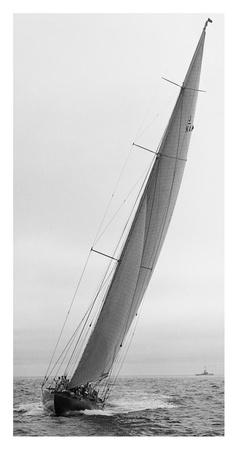 Sailboat Racing, 1934 Prints