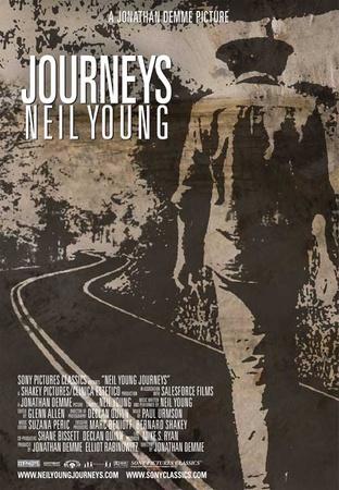 Neil Young Journeys Neuheit