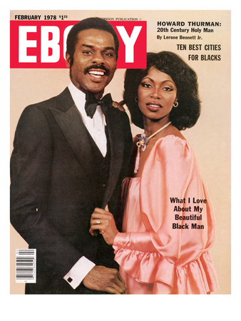 Ebony February 1978 Photographic Print by Vandell Cobb
